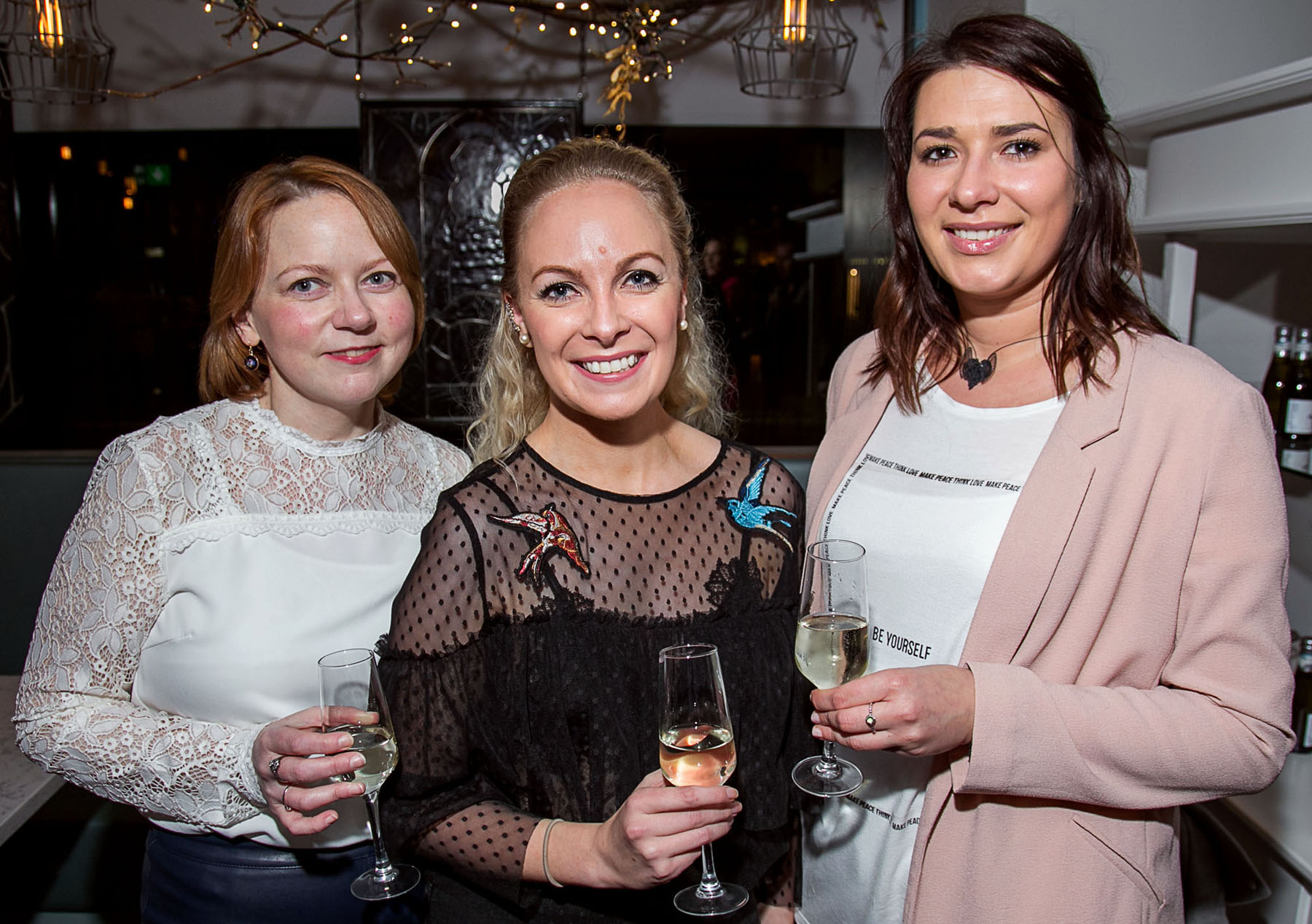 Claire O'Connell, Clarenbridge; Ruth Kemple, Knocknacarra ; Magdalena Przybylowska, Galway City Centre.