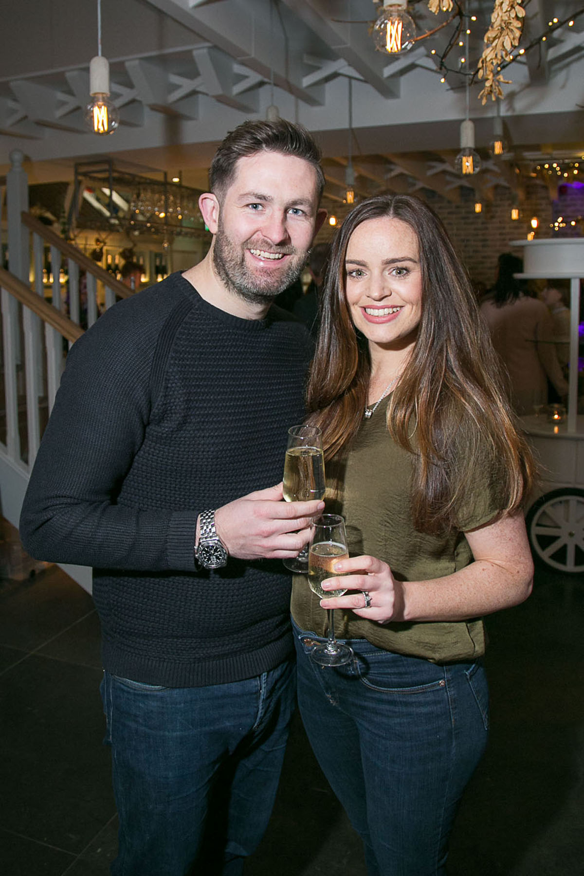 Robert & Aoife Carty from Spideal