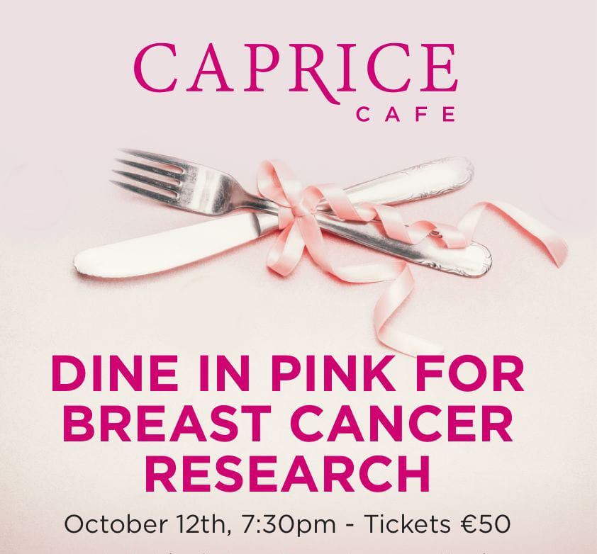 DINE in PINK