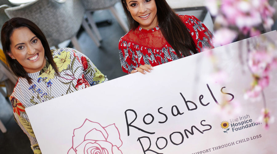 A Fashion Fairytale for Rosabel's Rooms